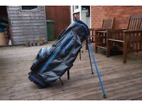 Mizuno waterproof Elite stand bag - excellent condition