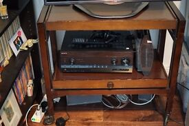 Folding table / TV stand