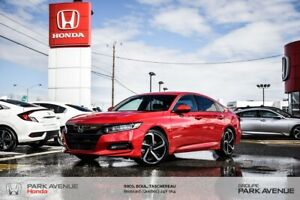 2018 Honda ACCORD BERLINE SPORT | AVERT. DE SORTIE DE VOIE