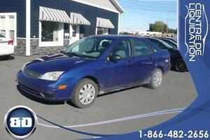 2005 Ford Focus ZX4
