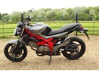 2015 Suzuki Gladius SFV 650 V-twin Motorcycle Motorbike MINT!