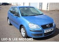 2007 57 Volkswagen Polo E70 1.2 3dr,Timing chain engine,new battery,3 months warranty