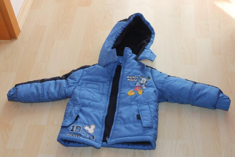 winterjacke blau mickey mouse gr 92 in bayern augsburg babykleidung gr e 92 kaufen. Black Bedroom Furniture Sets. Home Design Ideas