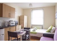 PRIVATE large STUDIO/ zone 2/ COUPLES/ STUDENTS/ SHORT STAY #205.3