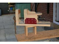 LARGE WOOD CARVERS VICE