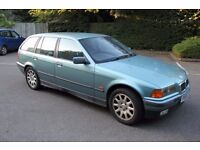 1997 bmw 318i touring *** NO MOT *** for spares or parts.