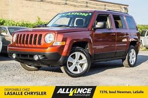 2012 Jeep Patriot AWD/  A/C, GR,ELECT/