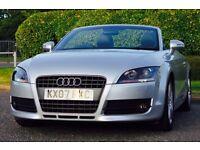 Audi TT Convertible 2L TFSI