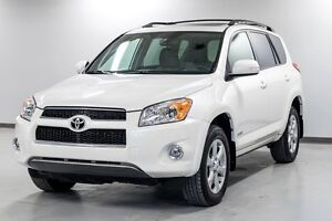 2011 Toyota RAV4 LIMITED AWD TOIT BLUETOOTH