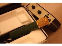 AKG C12 VR. Exceptional vocal microphone. As new. All manuals included!