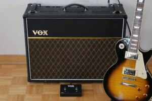 Vox AC30VR  + Footswitch*** Condition impeccable
