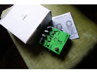 SIB CUDA- 12AX7 EQUIPPED CLASS A OVERDRIVE £245 NEW MINT