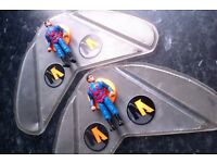 early action man gliders rare