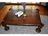Handmade Indian Coffee Table