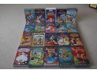 20 Walt Disney Classic Animated Films