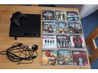 PlayStation 3,with 16 games...