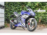 MOTORINI MT125RRI £2,299.99 OTR Brand New 2018 *Finance Available*