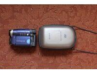 Mini DVD camera - Sony (Carl Zeiss - Vario Tessan - Super steady Shot)