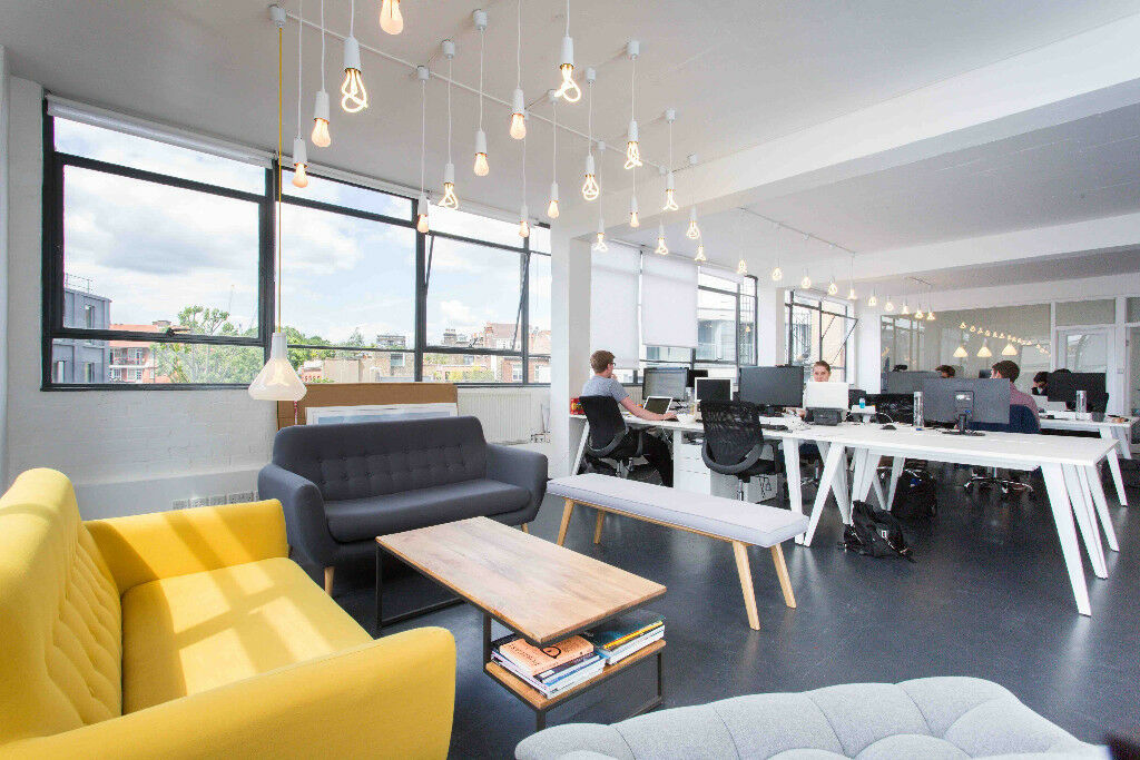 E1 Shoreditch – Newly Refurbished Luxury Office – Up to 30 People – Flexible Terms