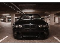 bmw m3 e46 red leather black carbon