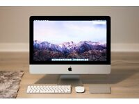 iMac slim 2014 I5 8GB ,basically brand new ** BARGAIN**