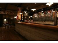 Part Time CDP needed for Central London Brewpub
