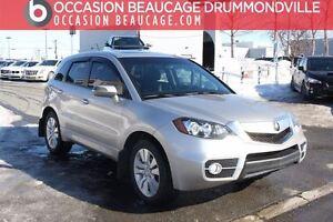 2012 Acura RDX AWD TURBO - TOIT + CUIR + CAMÉRA!!