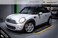 2012 MINI Cooper CONVERTIBLE -- AUTO -- 16-- BLUETOOTH--