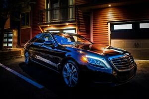 2014 Mercedes-Benz S-Class S550 LWB Executive Seating Berline