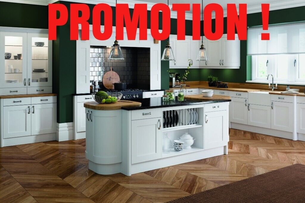 Vivo Matt White Complete Kitchen Cabinets Package Offer New By Krypton Kytchens Bedrooms In Ladywood West Midlands Gumtree