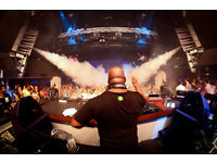 2 X CARL COX - GENERAL ADMISSION BELFAST SHINE TICKETS - SOLD OUT - £70 EACH