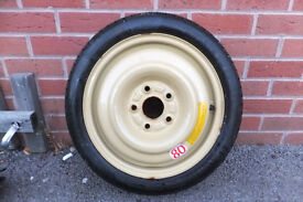 Honda Civic Type R EP3 Spare Wheel and Kit