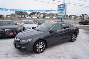 2015 Acura TLX Tech Elite & Tech Package