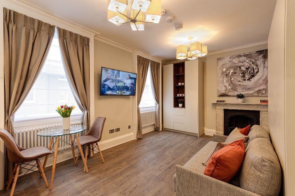 Super Stylish Apartment - Bills Included - MARYLEBONE-BAKER STREET- ZONE 1