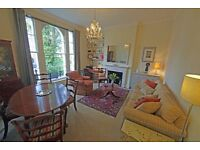 Short Term Let exceptional 1 bed Victorian flat huge space central location Islington fully equipped