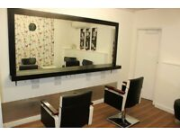 HAIRDRESSING ROOM AVAILABLE TO RENT
