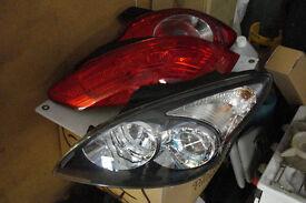 CAR LIGHTS - SELECTION