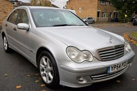 Mercedes Benz C220 CLEAN*1 LADY OWNER* PERFECT CAR RUNNING GREAT*