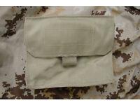 RARE Genuine - Italian Army Issue Desert Pouch (new)
