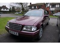 Mercedes-Benz C Class 1.8 C180 Elegance - Low milage & garage kept