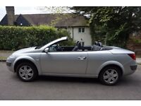 Renault Megane CABRIOLET in good condition only 2 owners. Complete service and maintenance history
