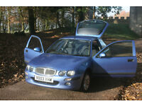 03 ROVER 25, 1.4, LIMITED EDITION, 1.4, 3DR, LONG MOT, EX COND, FREE WARRANTY