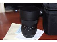 NEW - Sigma 12-24 f/4.5-5.6 MKII DG HSM Lens for Nikon (sold everywhere for £520+)