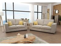 EMPIRE FURNISHINGS LTD: MELODY SOFA RANGE: FR TESTED: REQUEST AN ONLINE BROCHURE FOR MORE PRODUCTS