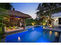 Bali Villa - Holiday in Paradise - Luxurious affordable accommodation for 10 Adults and 6 Children