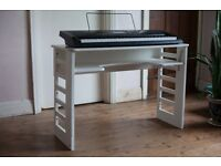 custom made 2 Tier Keyboard Stand/Table/Shelf suitable for most 61 keys keyboards (CAN DELIVER)