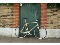 Special Offer !!! Steel Frame Single speed road bike fixed gear racing fixie bicycle
