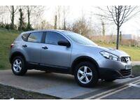 2010 Nissan Qashqai 1.6 Visia 5dr FSH, LONG MOT, FACE-LIFT, BLUETOOTH 3M WARRANTY, PX WELCOME