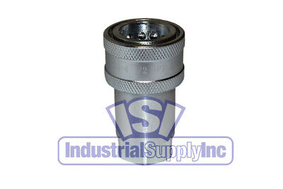 Quick Coupler Agricultural 12 Npt Female Coupler Iso 5675 Series
