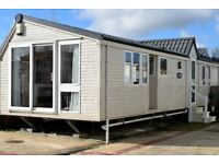 Stunning top of the range static caravan for sale near Southport